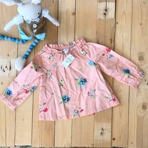 NWT! Toddler blouse